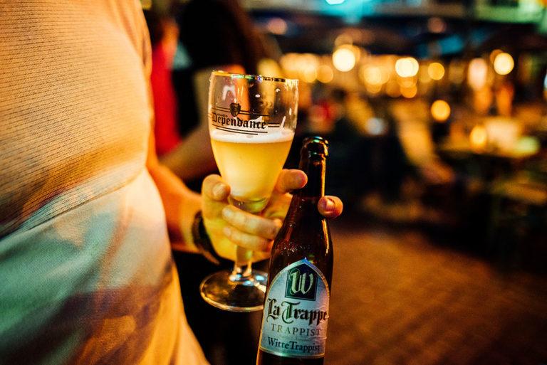 Bier belevenis